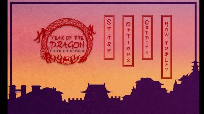 Year of the Dragon Screen Shot 4