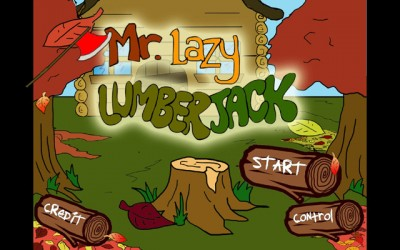 Lazy Lumberjack Screenshot 1