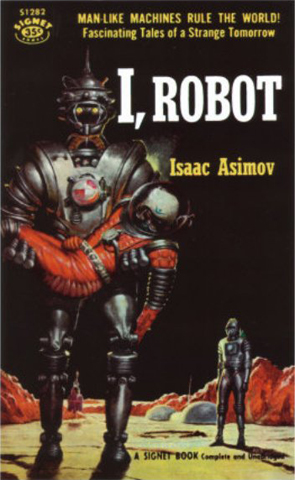 Cover of Isaac Asimov's I, Robot