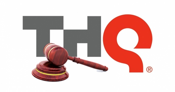 THQ Closes Auction Complete