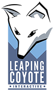 Leaping Coyote Interactive Logo