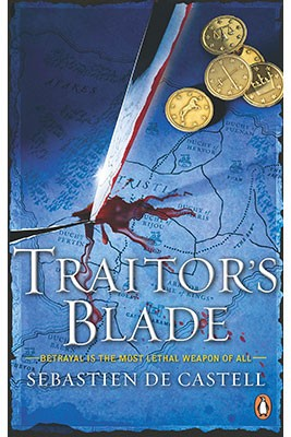 Traitor's Blade softcover