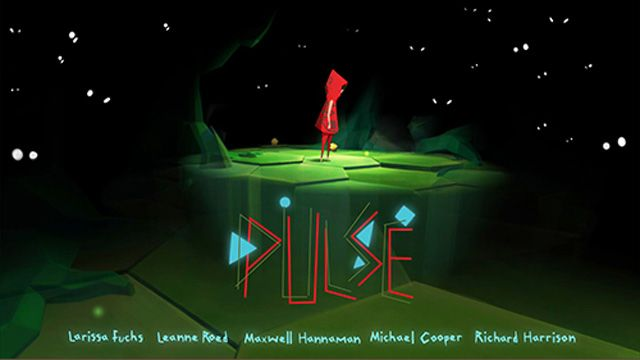 Winner of IGF Student Showcase award Pulse
