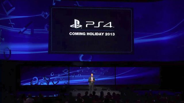PS4 Announcement