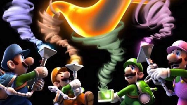 Luigi's Mansion 2 is a multipalyer game