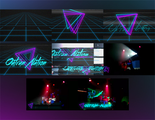 Outrun Nation Broadcast by Frank Seager
