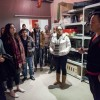Digital Design's 25th class take a tour of Blast Radius