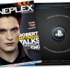 Cineplex Magazine Holiday Button Ad