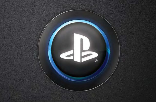 The PlayStation Holiday Button