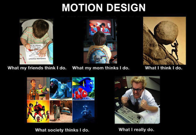 The Motion Design Perspective