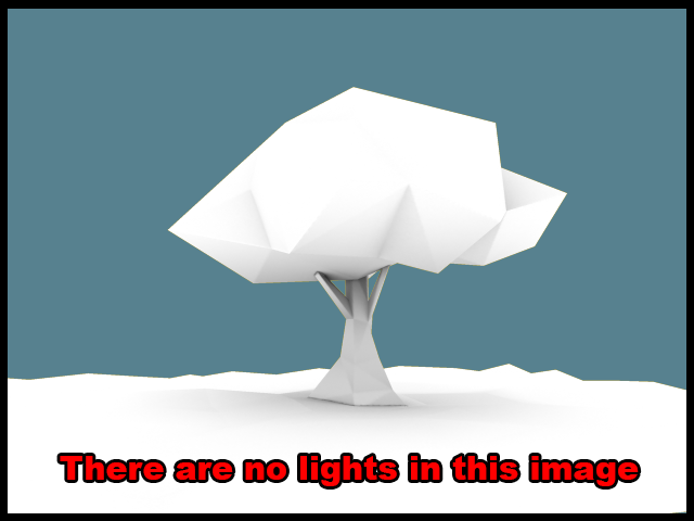 There are no lights in this image (which is of a tree)