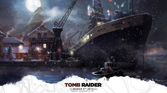 Tomb Raider Poster Release March 5 2013