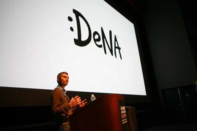 Clive Downie from DeNA