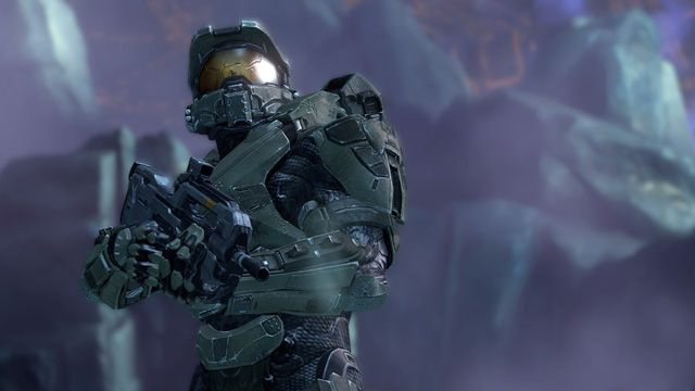 Halo 4 image of the Chief