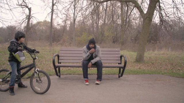 Screengrab from Benched 01