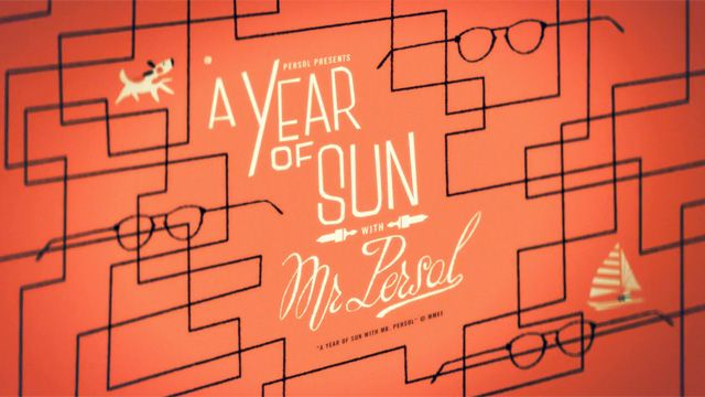 A Year of Sun with Mr Persol frame grab