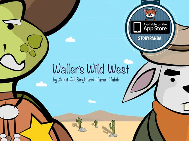 Wallers Wild West by Amrit Pal Singh and Hasan Habib